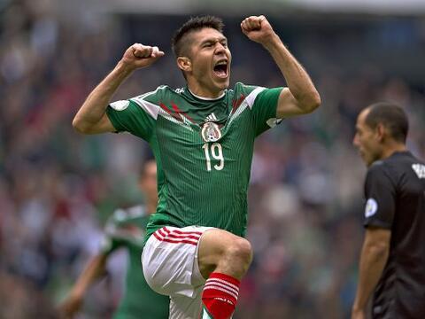 La selección mexicana y Oribe Peralta tienen mucho que festejar p...