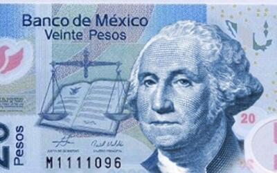 El nuevo billete de un dólar