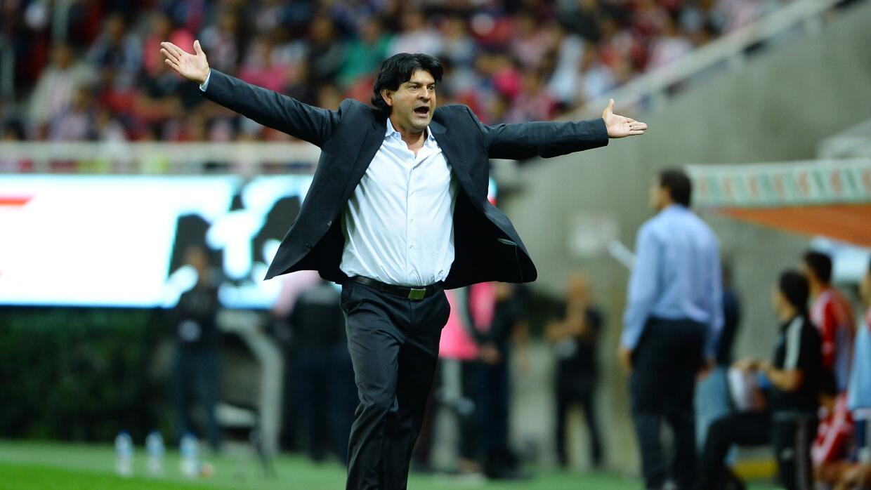 El DT de Toluca criticó el arbitraje del juego ante América