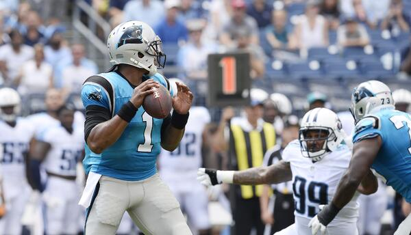 Pretemporada Semana 2: Panthers vs. Titans