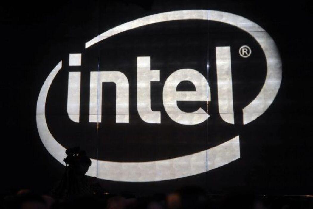 4. Intel. La empresa, que ha tenido un año duro, ha mantenido sus gananc...