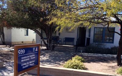 La sede de la UNAM en Tucson está ubicada dentro de la Universida...