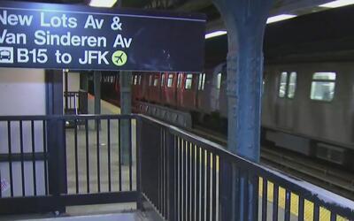 Un adolescente de 14 años murió arrollado por un tren en Brooklyn