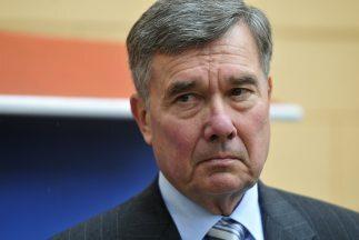 Gil Kerlikowske, director de Política Nacional de Control de Drogas de E...
