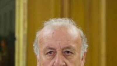 Vicente Del Bosque expresó su pesar por la muerte de Vilanova.