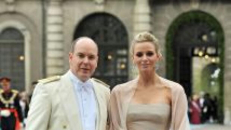 boda real Charlene Wittstock
