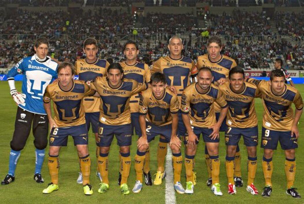 Los Pumas se pararon en la cancha del Pachuca y a base de equilibrio sac...