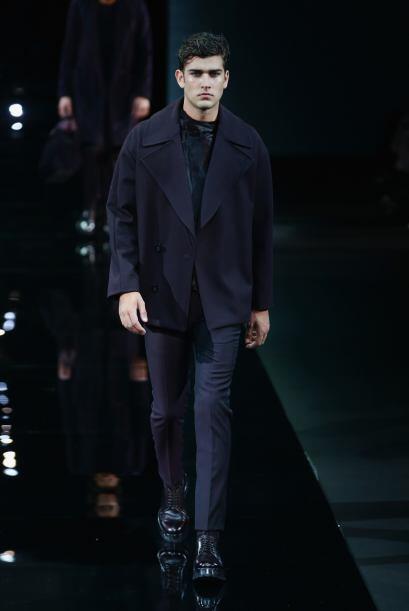 En la reciente Semana de la Moda de Milán logró su objetivo: seguir posi...