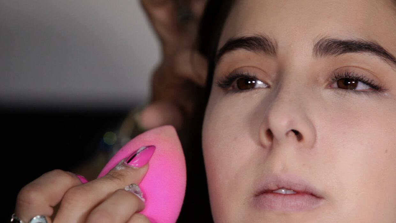 Aprende a maquillarte con la esponja