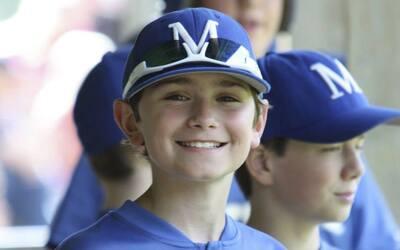 Foto sin fecha en la que se ve Jackson Standefer. El chico, de 14 a&ntil...