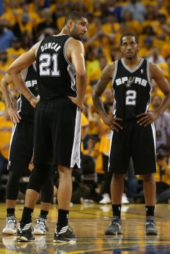 Spurs vs Warrios 4th game