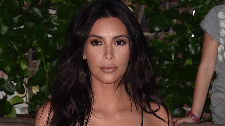 Kim Kardashian planea demandar a quien dijo que su robo fue una farsa
