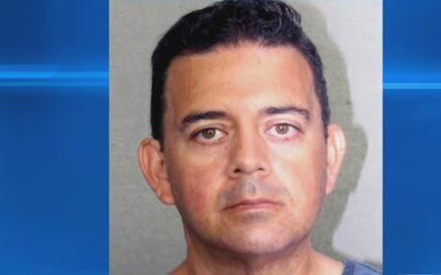 Tras las rejas y con una fianza de 40,000 dólares está un hombre acusado...