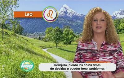 Mizada Leo 24 de mayo de 2016