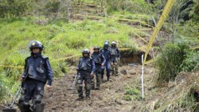 En lo que va de 2011 los accidentes en minas colombianas han causado al...