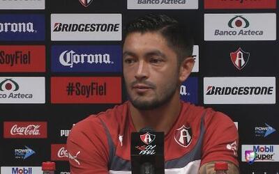 Rodrigo Millar: 'Atlas es un equipo protagonista y ahora respetado'