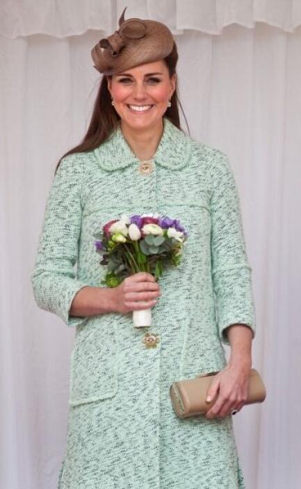 Todos sabemos que Kate Middleton es una diosa a la hora de vestir, pero...
