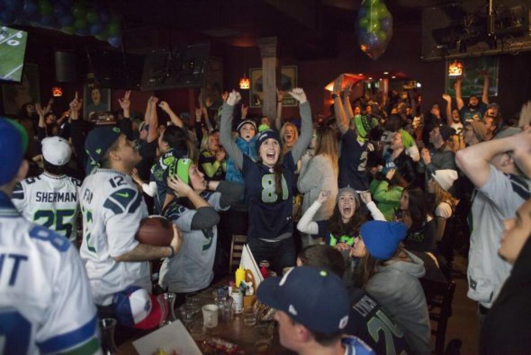 Y las celebraciones se trasladaron a las calles.