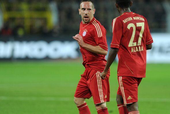 En general, el Bayern ha tenido más regularidad en la Liga de Cam...