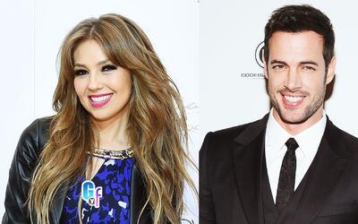 Thalía podría regresar a las telenovelas junto a William Levy