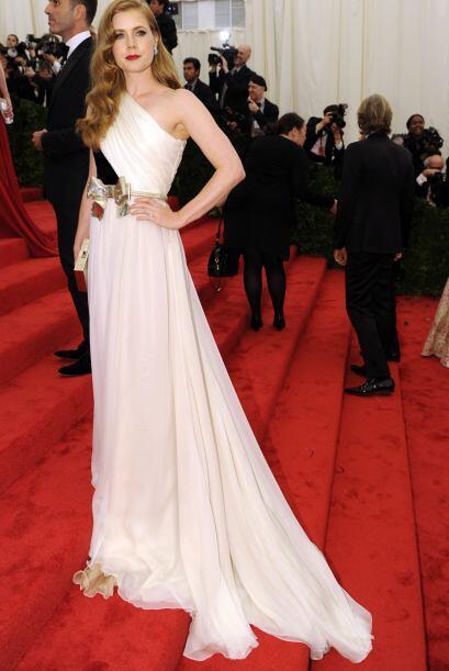Amy Adams, nominada varias veces al Oscar, se llevó buenas cr&iac...