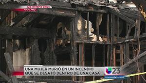 Una mujer murió en un devastador incendio en Garland