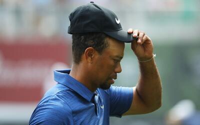 """Tiger Woods sobre su arresto en Florida: """"Quiero que el público sepa que..."""
