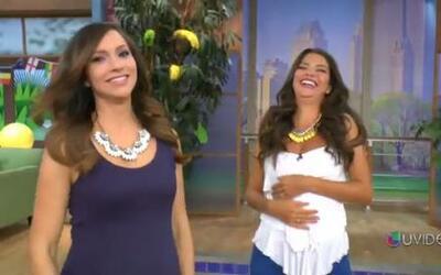 Detrás de cámaras, Ana Patricia y Ximena Córdoba de regreso, Satcha se d...