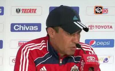 Chivas quiere ganar en la Libertadores