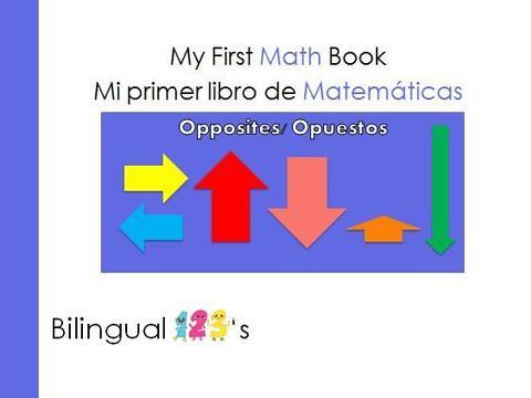 Aquí te traemos este libro bilingüe de matemáticas pa...