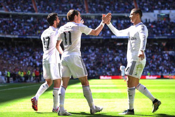Aunque el primer gol ya había caído por conducto de Gareth Bale, el homb...