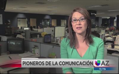 Elvia Díaz, una amante del periodismo