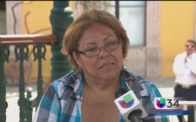 La conmovedora historia de María Pérez