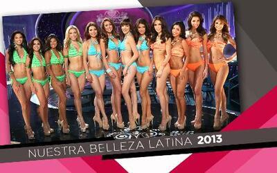 Estas fueron las 12 chicas que compitieron por la corona en la séptima t...