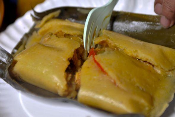 Tamal de cazuela: Esta preparación es un clásico de la gastronomía mexic...