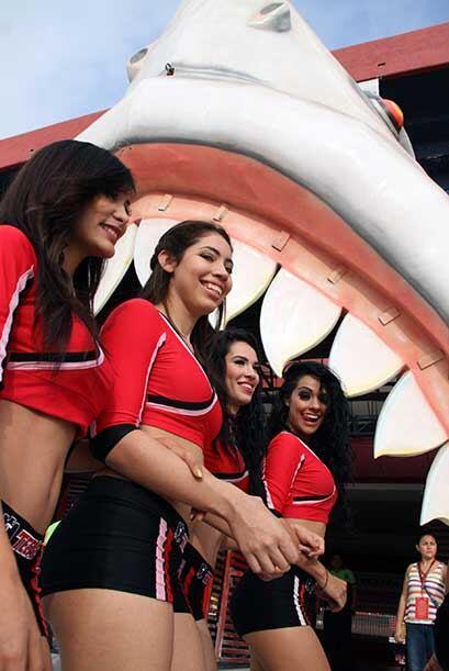 Vota por las porristas del Veracruz vs. Atlante en la Fecha 2, que no qu...