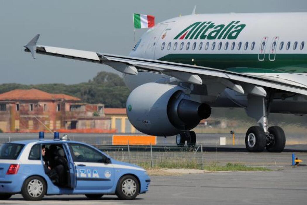 Actualmente la compañía italiana sigue brindando su servicios aéreos y e...