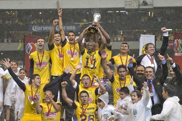 Fue en el Clausura 2013, de la mano de Miguel Herrera, cuando Amé...