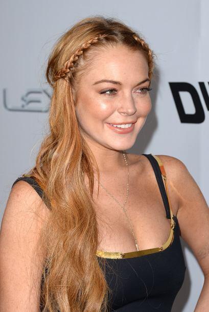 Cuando tienes tres pelos, como Lindsay Lohan, lo mejor es evitar el uso...