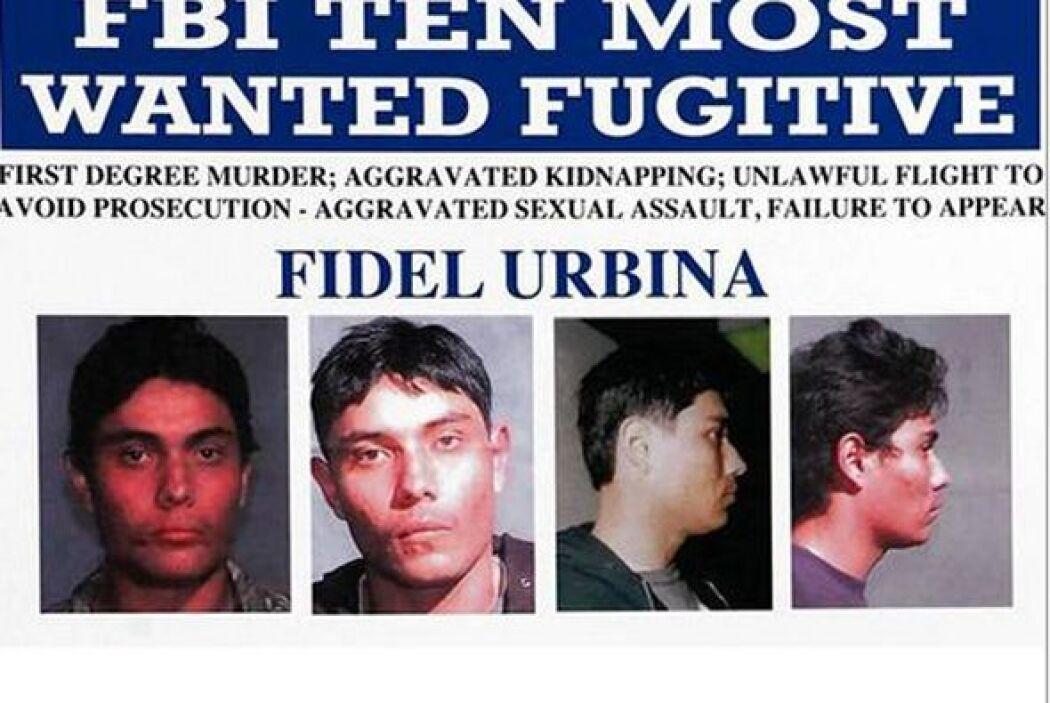 Fidel Urbina: en la actualidad tiene 39 años de edad y, se presume, se r...