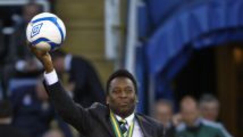 Los primeros años de la vida de Pelé, consagrado con apenas 17 años en e...