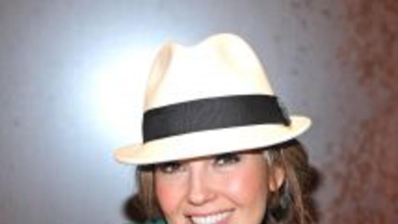 Algunos de los rostros latinos más conocidos, como la cantante Thalía, P...