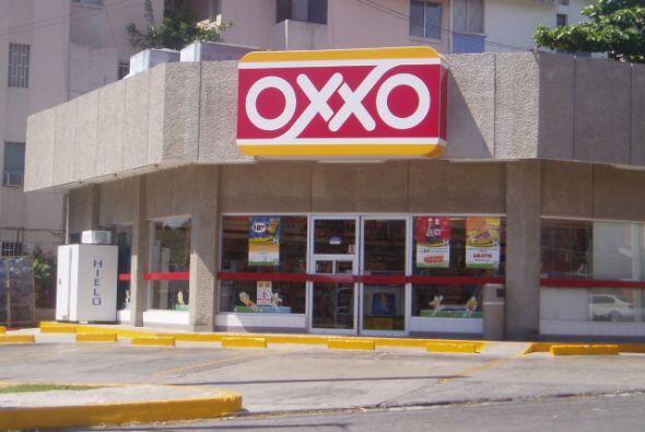 2. OXXO. Esta mexicana cadena de tiendas de conveniencia tiene un valor...