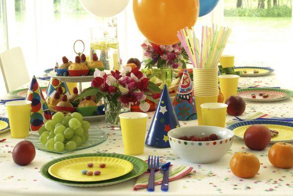 Lo ideal es que haya platos fáciles y sencillos, en cantidades suficient...