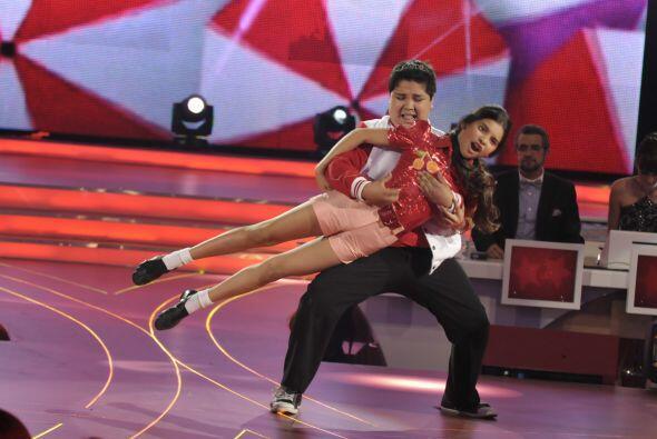 Cada programa fue aumentando el nivel de dificultad de las coreografías.