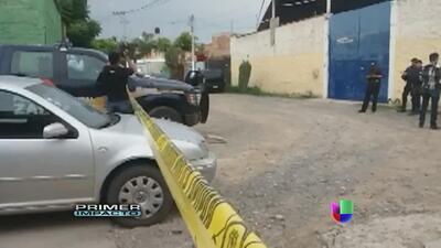 En México encuentran siete cabezas humanas cerca de la carretera de Guad...