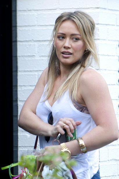Hilary Duff - ¿Feliz? ¿Qué opinas?