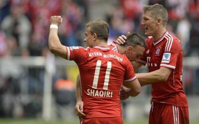 El Bayern de Múnich goleó 3-0 al Ausburgo y al finalizar el partido come...
