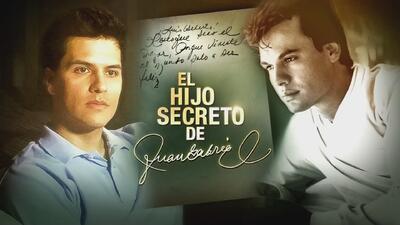 El hijo secreto de Juan Gabriel | Foto: Univisión