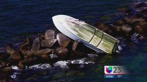 Un informe revela que los cuerpos de José Fernández y sus amigos despedí...